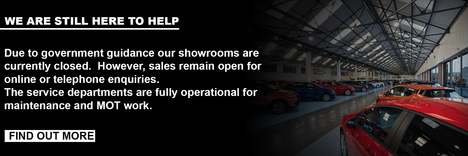 FRF Motors are open and here to help
