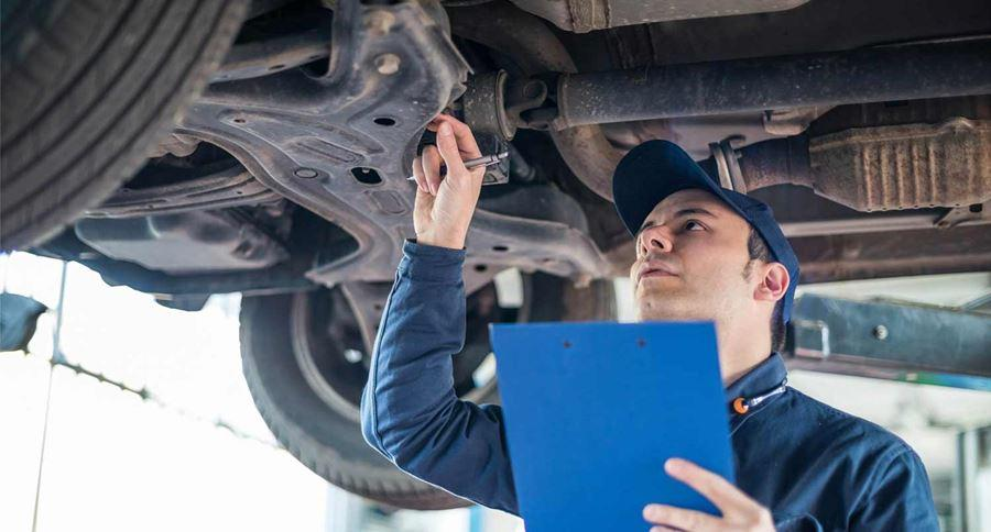 Approved car repairers