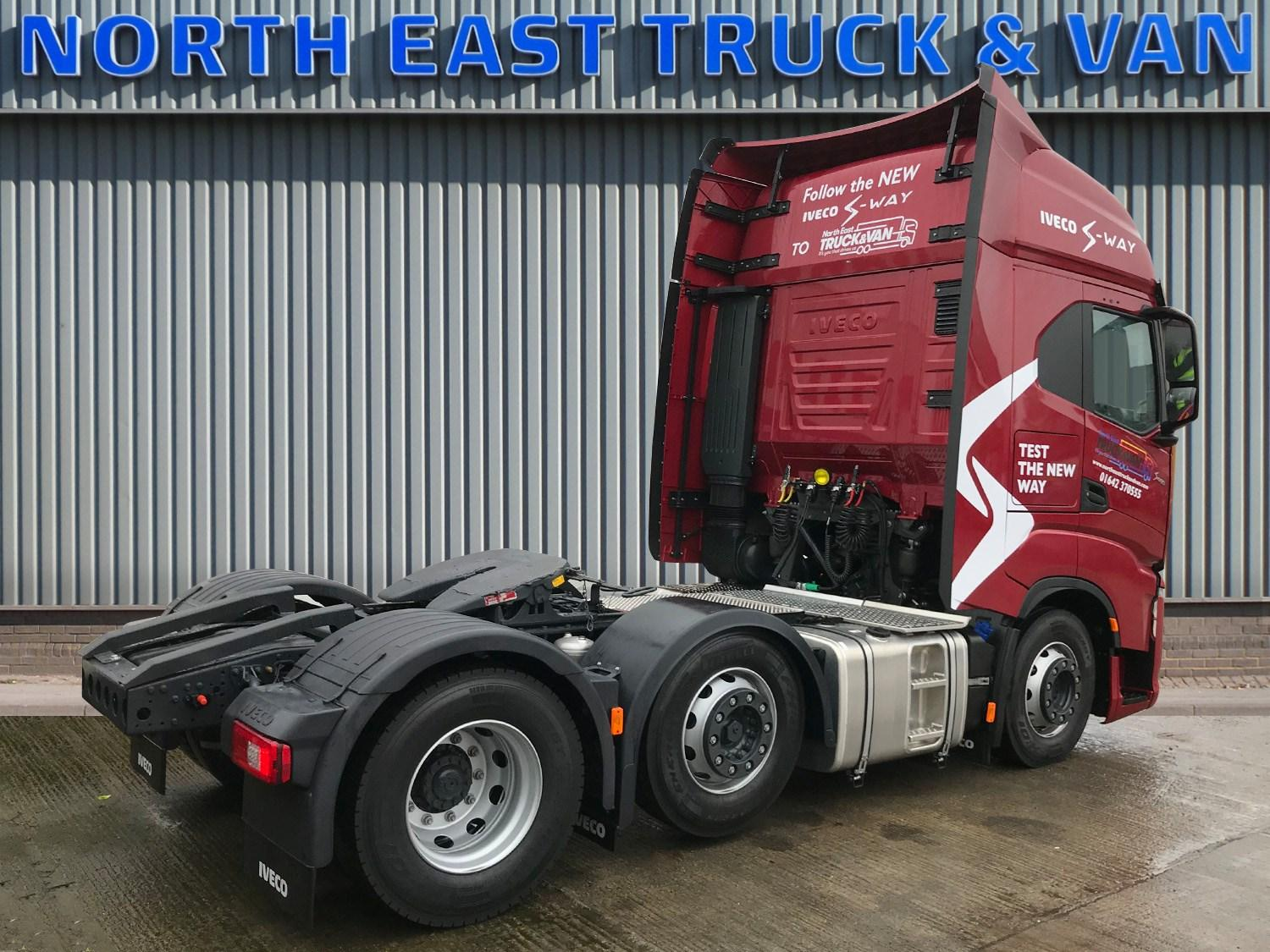 IVECO S-WAY Demo For Sale