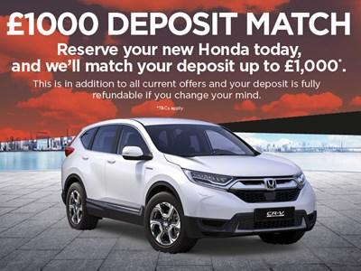 Honda CR-V Offers
