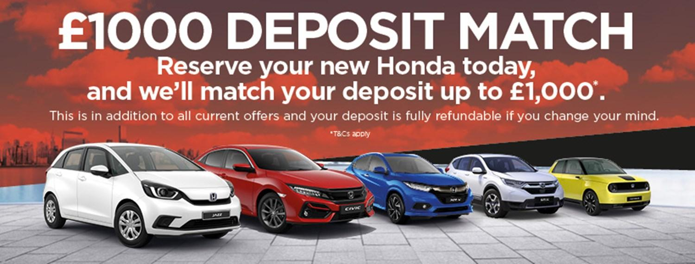 Deposit Match