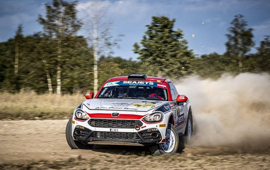 Abarth Racing Unveils Plans for 2021