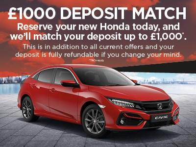 Honda Civic Offers
