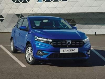 Dacia ALL-NEW Sandero