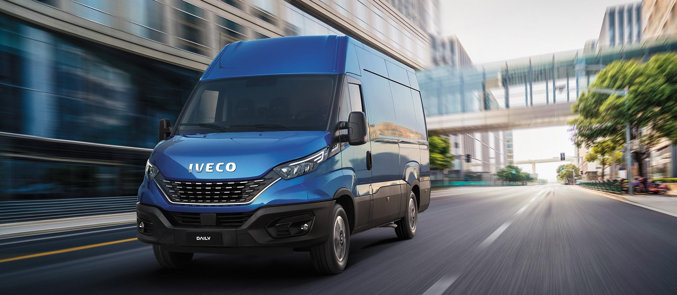 IVECO Daily named Light Truck of the Year 2021