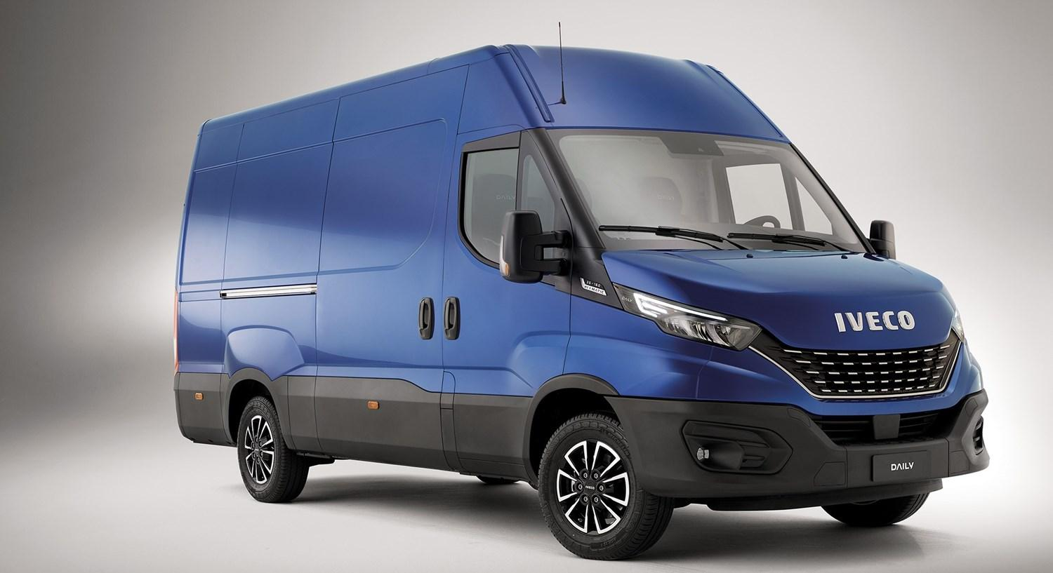 IVECO Daily Contact Hire Offer