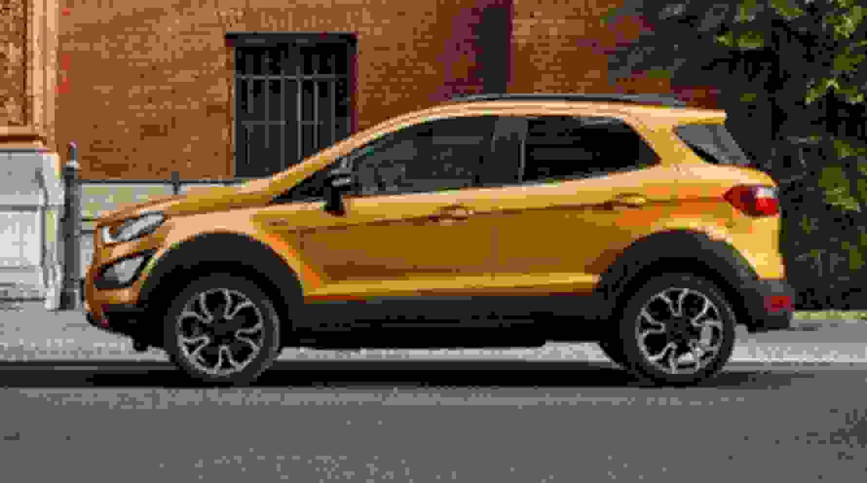 New Ford EcoSport Active