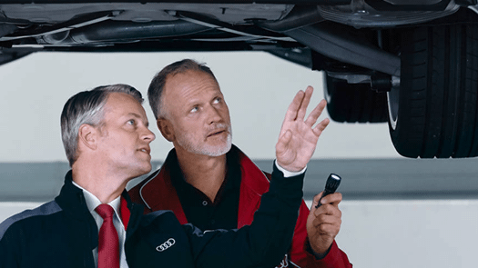 Truro Audi Servicing Benefits