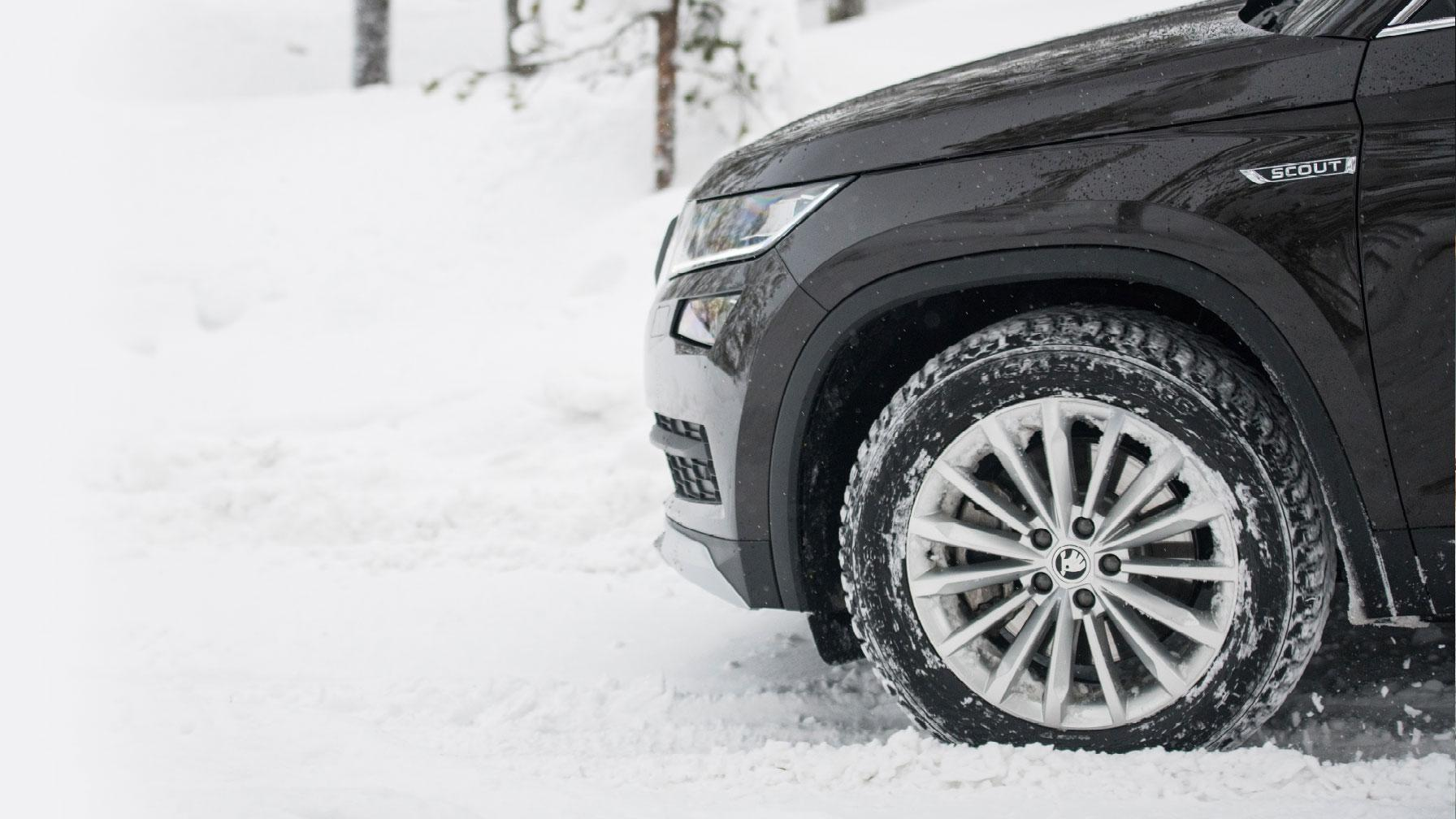 Is your vehicle READY for those cold damp days?