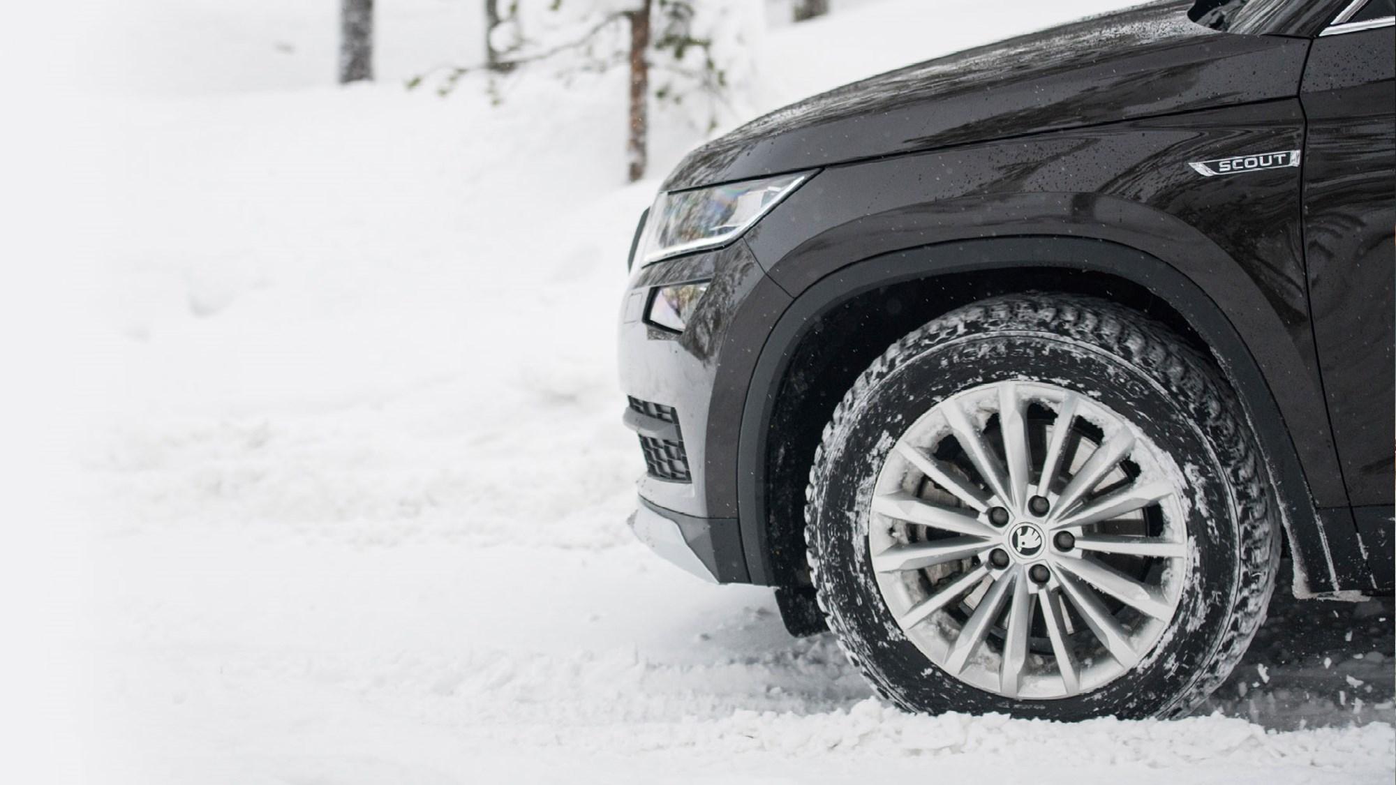 Telford Skoda - Winter Health Check