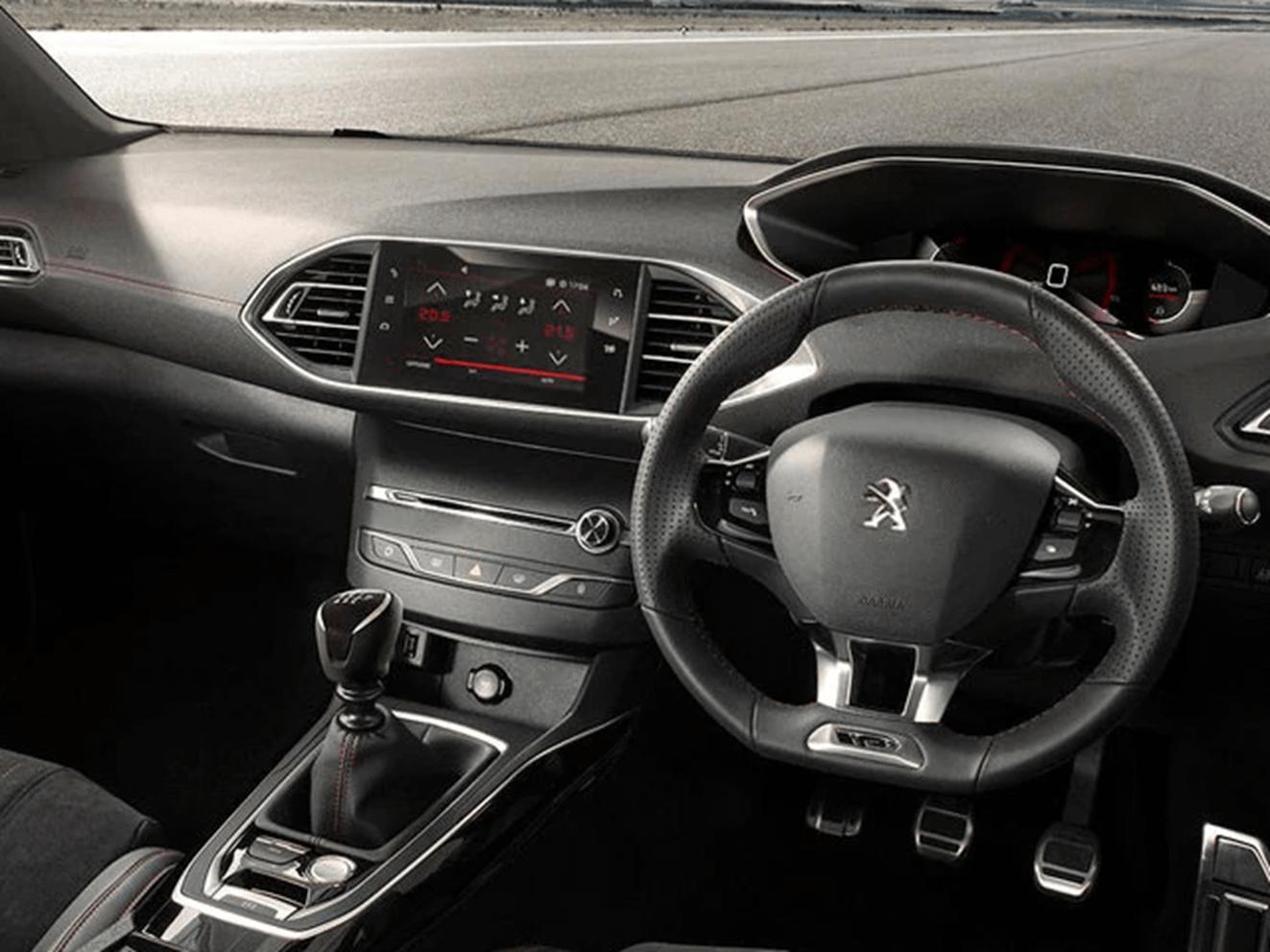 New Peugeot 308 SW