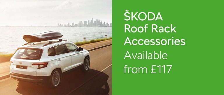 ŠKODA Roof Rack Accessories