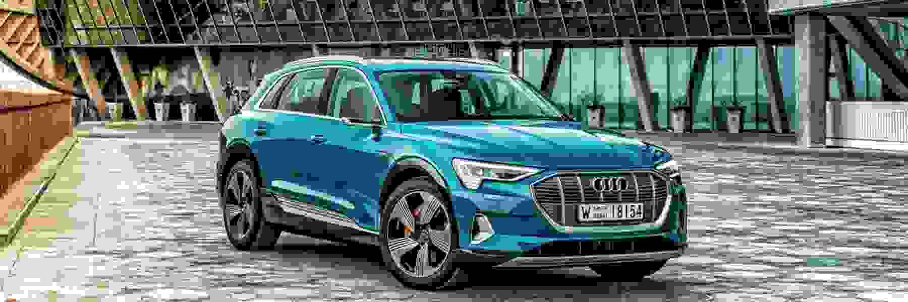 Audi's Electrification