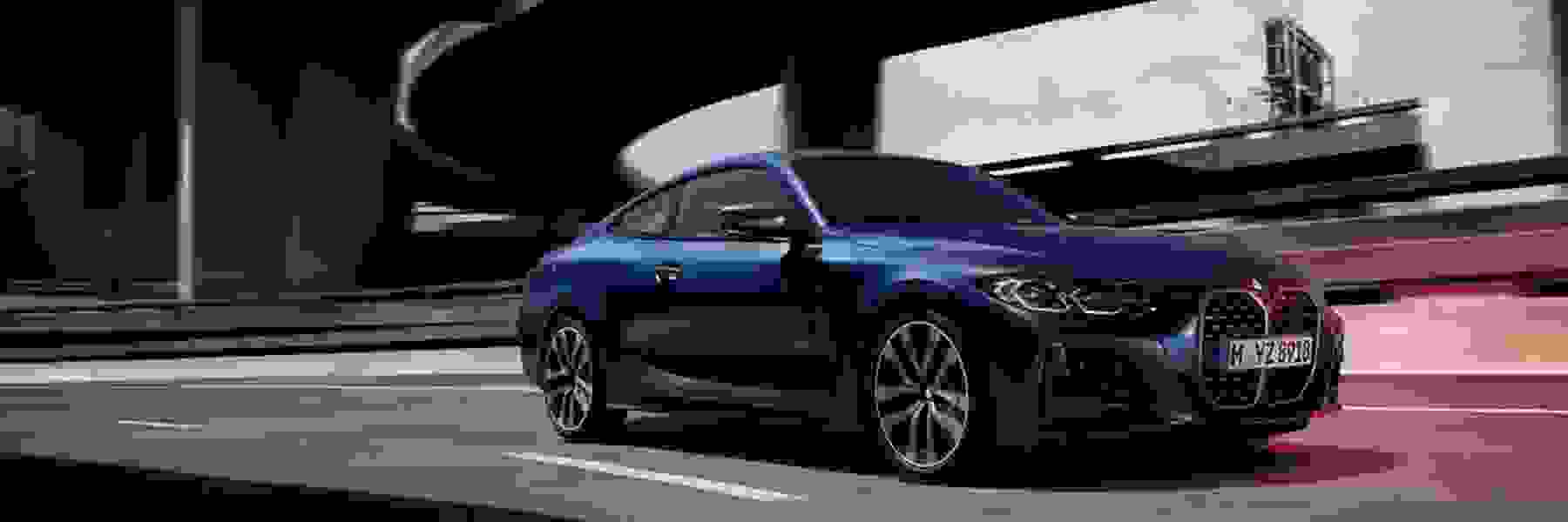 The New 4 Series from BMW
