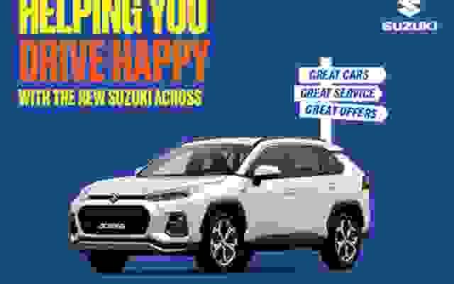 Suzuki Across Offer