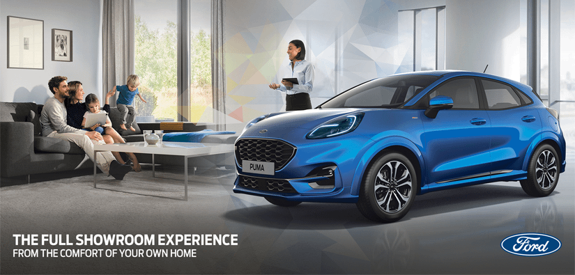 Bringing the Ford Showroom to You