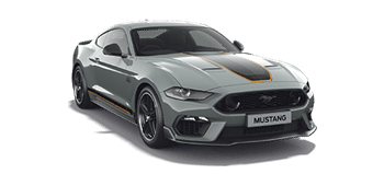 New Mustang Mach 1
