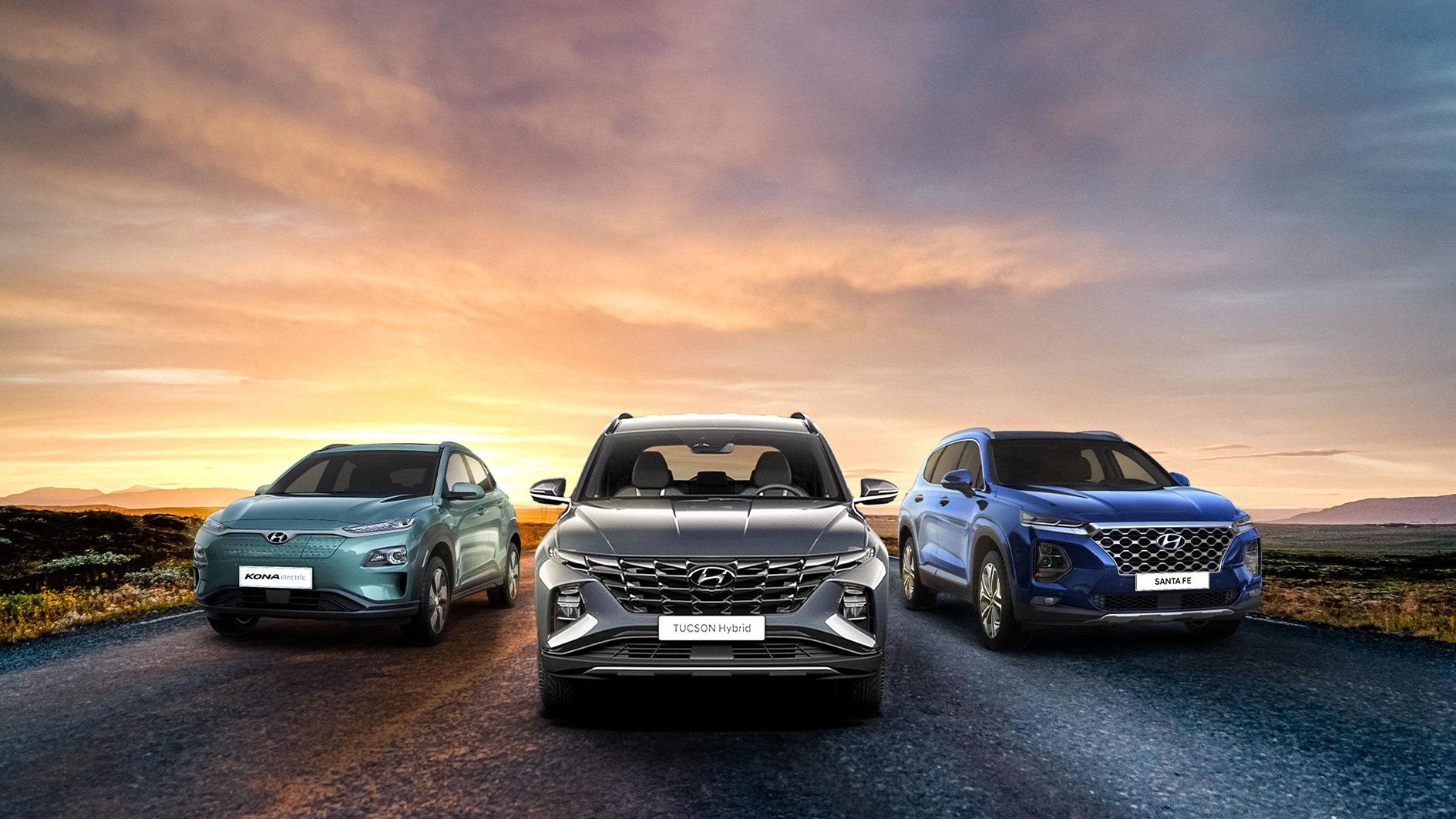 Introducing the Hyundai Range in Croydon, Across Surrey and Kent