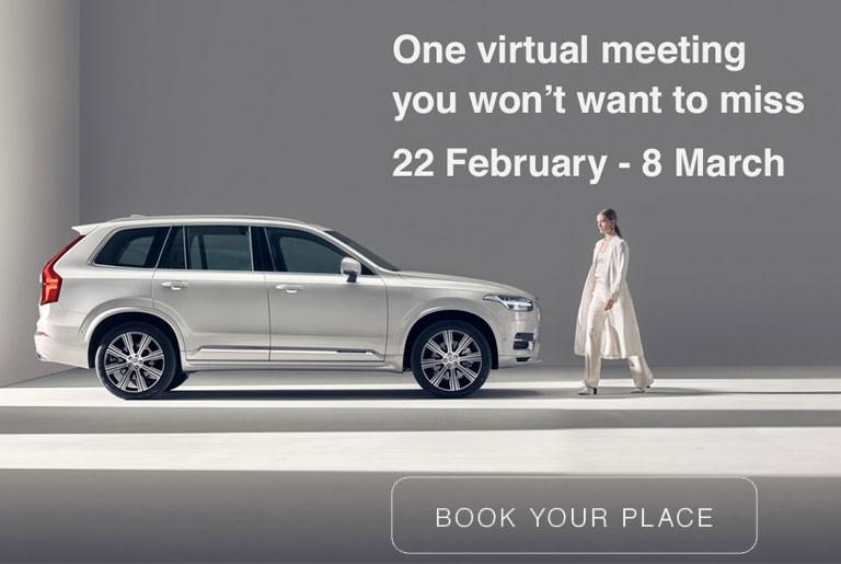 Volvo 0% APR Virtual New Car Event