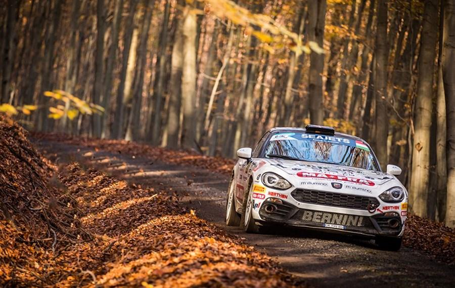 ABARTH RALLY CUP: REGISTRATIONS ARE UNDERWAY FOR THE 2021 TROPHY