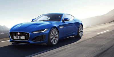 F-TYPE P300 R-Dynamic 2dr Auto Coupe 21MY