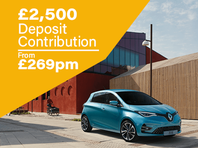 Renault Zoe Electric Offers