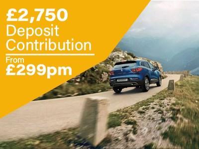 Renault Kadjar Offers