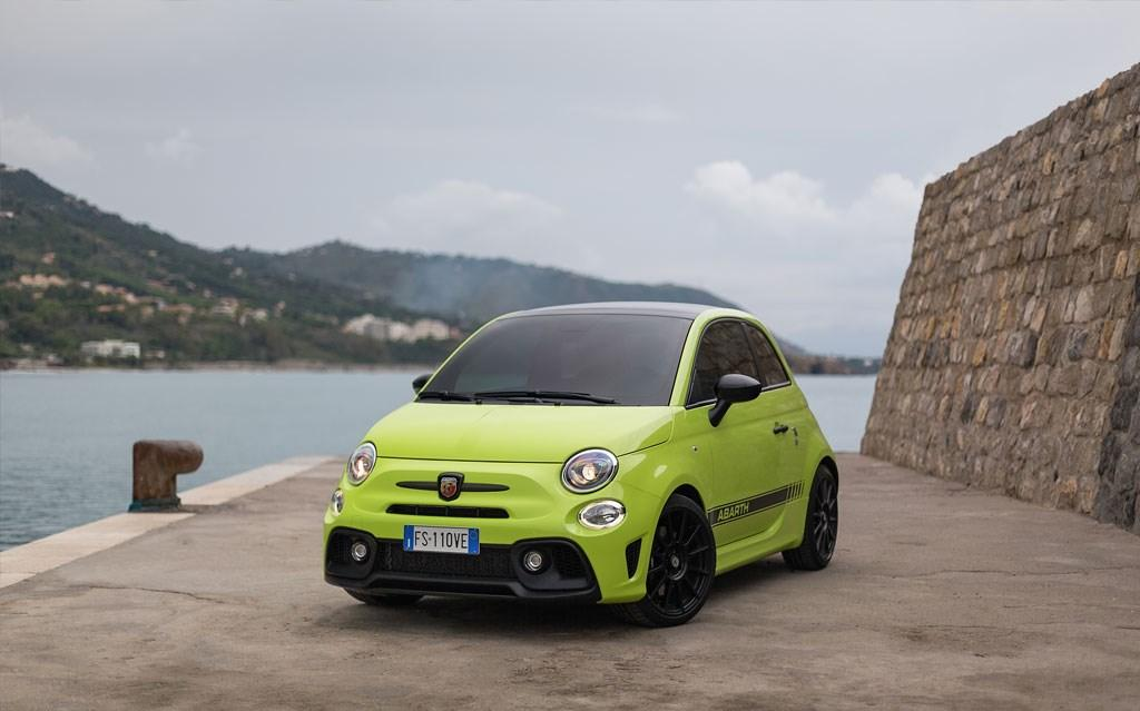 New Abarth Cars Available Across London, Kent And Surrey