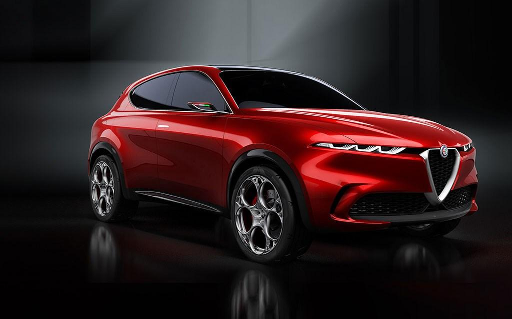 Italian Style With a New Alfa Romeo in London and Kent