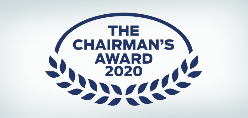 Day's Receive Ford Chairman Award