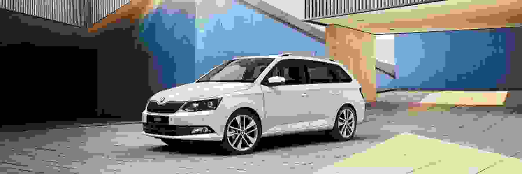 The ŠKODA Difference - Estate Cars