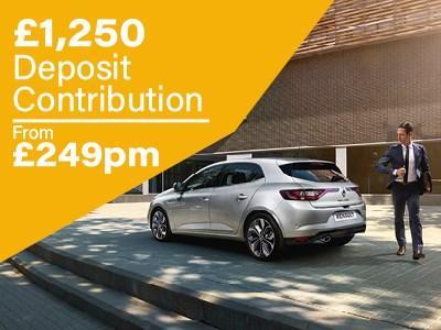 Renault Megane Offers