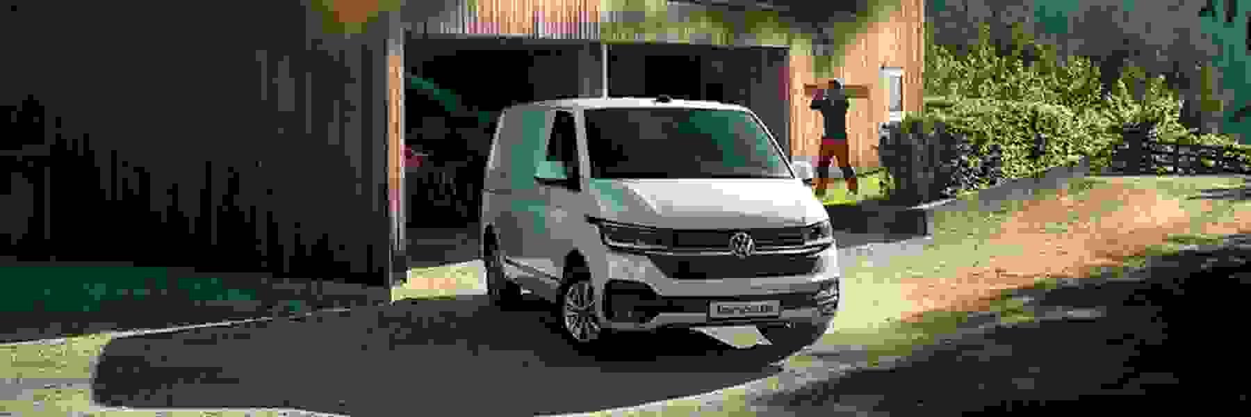 Volkswagen Transporter T6.1 Panel Van