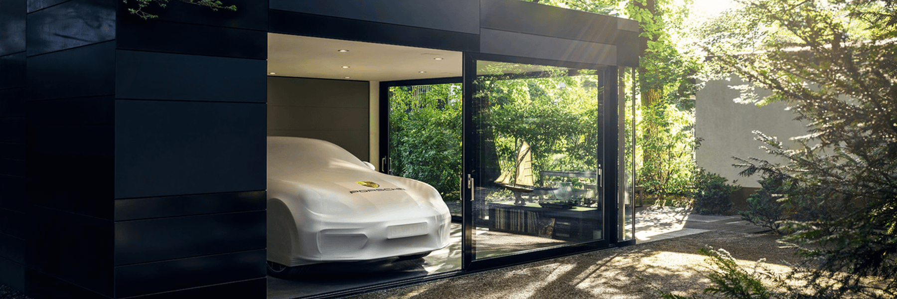 Caring for your Porsche at Home