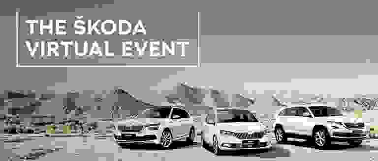 ŠKODA 0% APR Virtual Event