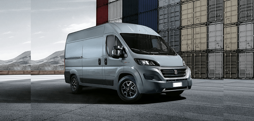 New Fiat Ducato Shadow
