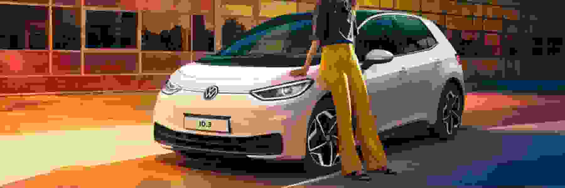 Volkswagen Electric | e-Golf Top of the Pops