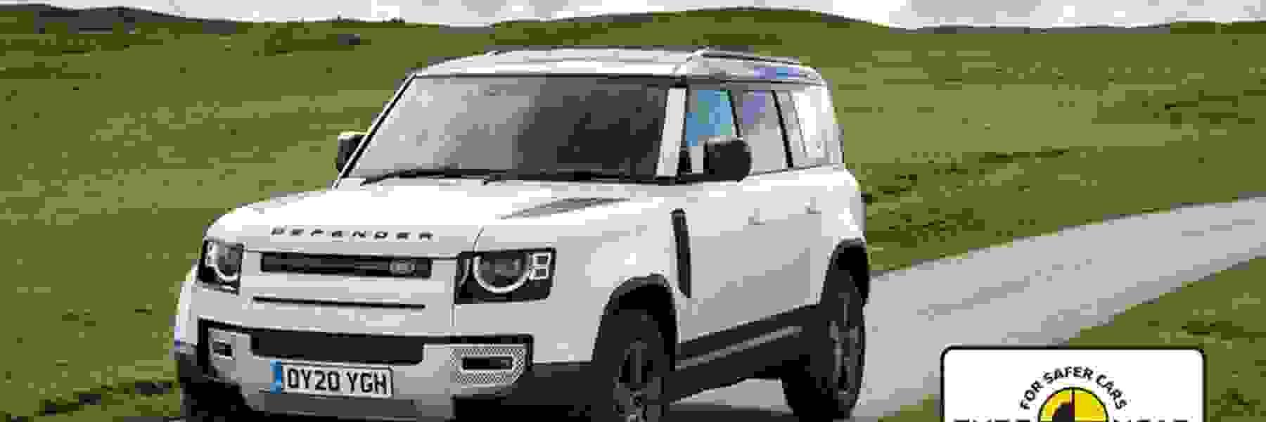 Land Rover Defender | Scoops More Awards