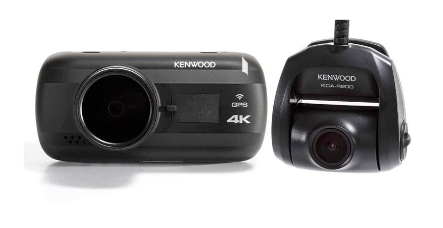 Nissan Kenwood Dash Cam