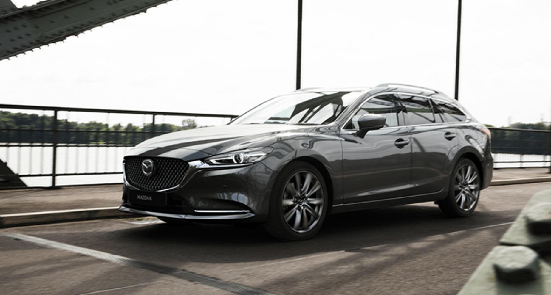 2021 Mazda6 Saloon