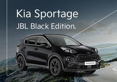 Sportage JBL Black Edition