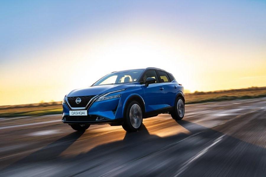 All-New Nissan Qashqai Unveil