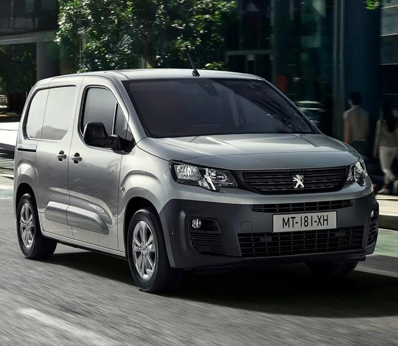 Peugeot Electric e-Partner heading for showrooms