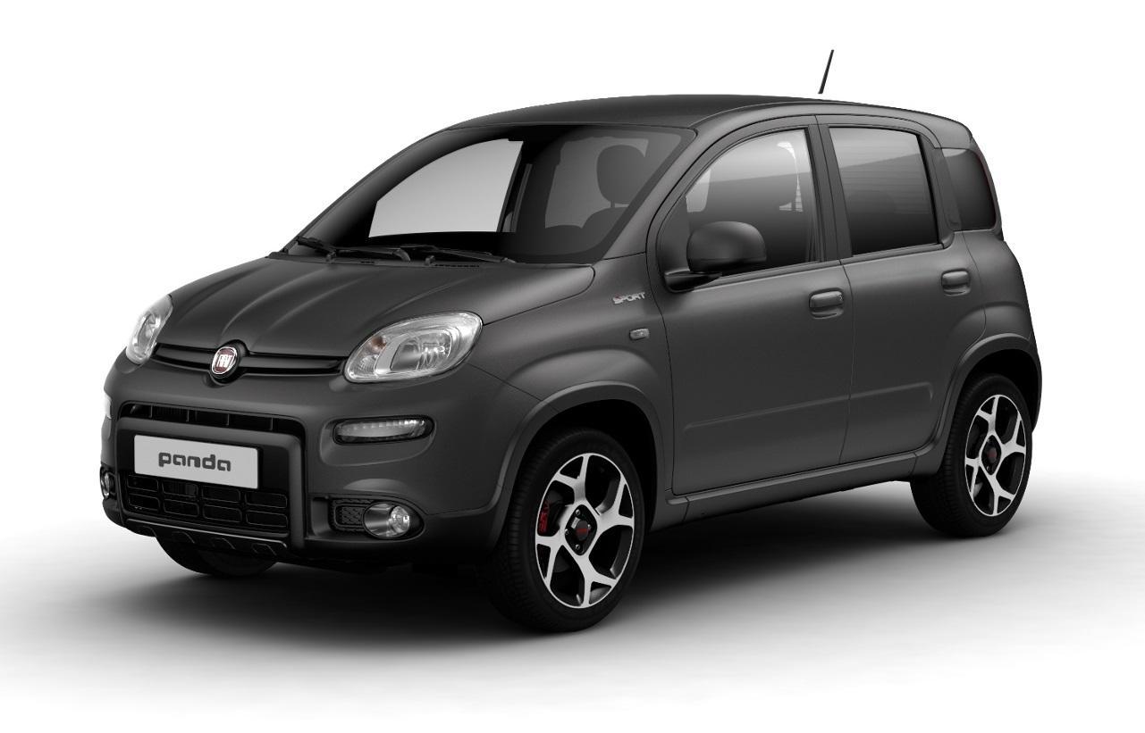 Fiat Panda Sport Mild Hybrid
