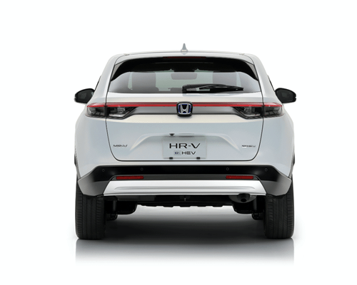 All-New Honda HR-V Hybrid