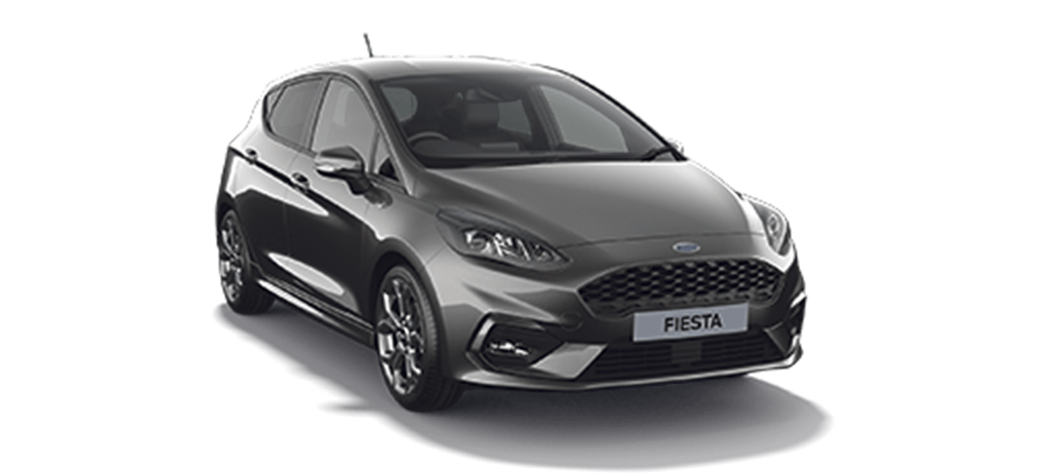Ford Fiesta ST-Line 5DR Magnetic Grey