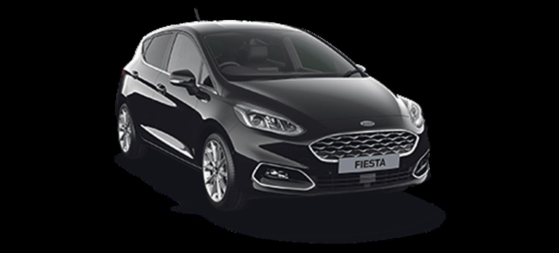 Ford Fiesta Vignale Edition 5DR Agate Black