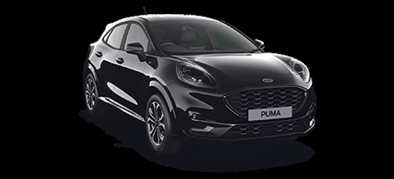 Ford Puma ST-Line Agate Black