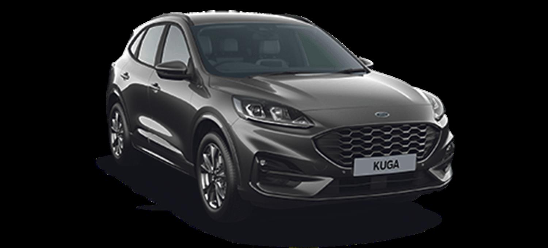 New Ford Kuga ST-Line Magneitc