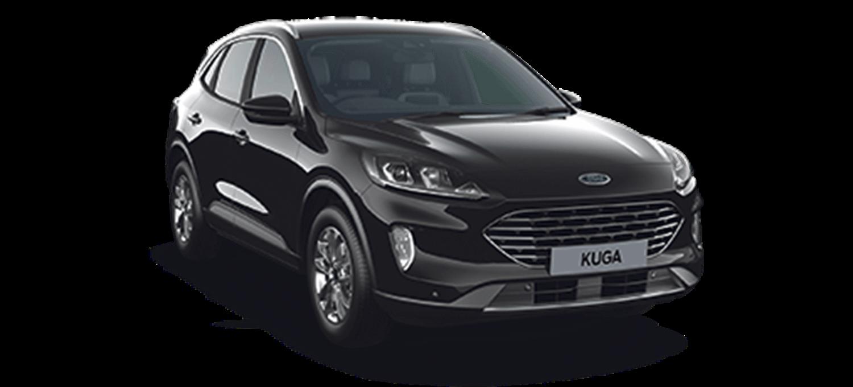 New Ford Kuga Titanium Agate Black